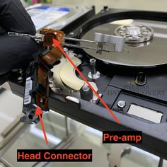 """Checked in a 3.5"""" WD (WD5000AAKX) Internal drive from a Windows PC. The computer most probably had a power outage or was using the wrong power adapter. The drive gets absolutely no power."""
