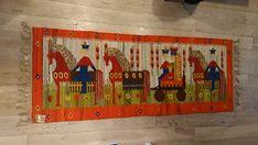 Kili, Safari, Tapestry, Painting, Art, Dioramas, Goblin, Wall Blankets, Hanging Tapestry