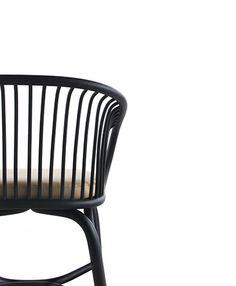 Huma chair by Mario Ruíz for Expormim, 2015