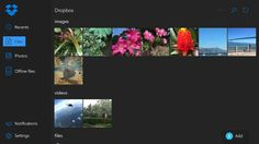 Dropbox now has an Xbox One app