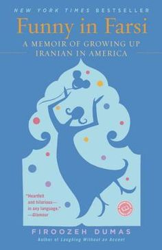 Funny in Farsi:A Memoir of Growing Up Iranian in America. I wanted to like this more than I did. This was good, entertaining and light read. I did like the authors style of writing. 3 out of 5 stars. Read 2/15. sm