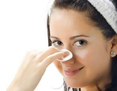 Know How to Get Rid of #Blackheads on #Nose Permanently. Read on!
