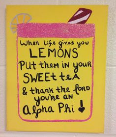 Thank The Lord you're an #alphaphi #diy #biglittlelove