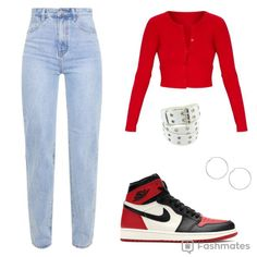 Shop this look. Cute Edgy Outfits, Swag Outfits, Dope Outfits, Retro Outfits, Vintage Outfits, Casual Outfits, Teen Fashion Outfits, Clothing Hacks, Looks Vintage