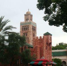 My Dreams of Disney: Morocco Pavilion