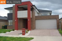 4 bedroom house to rent at 394 Boardwalk Blvd, Point Cook VIC 3030. View property photos, floor plans, local school catchments & lots more on Domain.com.au. 11382910 4 Bedroom House, Renting A House, Floor Plans, Houses, Cook, Flooring, Outdoor Decor, Photos, Home Decor