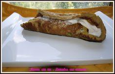 Pancakes con avocado  una colazione o uno spuntino un po' particolare http://blog.giallozafferano.it/magnaconme/pancakes-avocado/