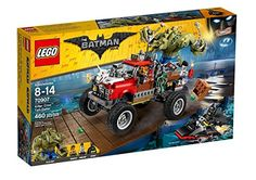The LEGO Batman Movie 70907 - Killer Crocs Truck
