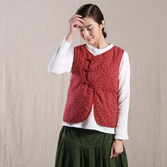 Chinese-national-wind-Pankou-Cotton-font-b-vest-b-font-Padded-font-b-quilted-b-font.jpg (750×750)