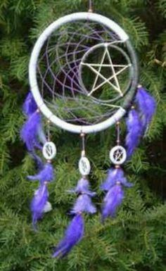 Wiccan Dreamcatcher