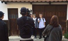 """[180329-30] #EXO_CBX @ The Japanese Torturi Desert for filming """"Travel The World on EXO's Ladder"""""""