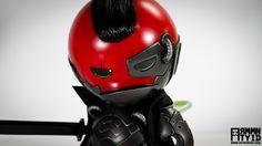 Tetsunoken Squad on Toy Design Served