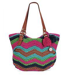 Like - Sak crochet bag