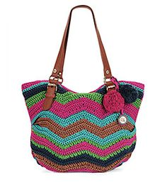 Like - Sak crochet bag