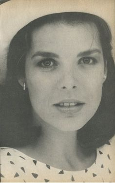 Princess Caroline of Monaco.December,1983.