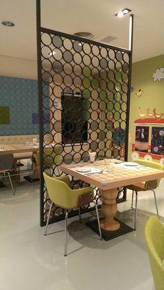 #Too曲木椅-b fun親子餐廳