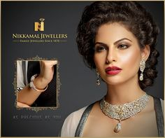 All that Glitters is Diamonds & Gold! Shop for a wide range of Diamond & Gold Rings at your all time favorite Nikkamal Jewellers! #nikkamaljewellers #gold #diamond #polki #kundan #platinum #watches