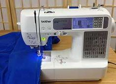 Brother SE-400 Sewing & Embroidery help