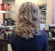 Химическая завивка волос в салоне красоты   Априори