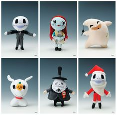 Nightmare Before Christmas...I want these immediately