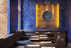 Babaji, cucina turca a Londra. Il rinomato studio Autoban firma un ristorante nella vibrante Shaftesbury Avenue a SoHo.