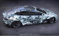 Head turning wrap from @ss_customs showcasing the @teslamotors shape   Promoting Wrappers Around the World   Are You On The Map?   WEB: http://ift.tt/1fC1vAh FB: http://ift.tt/1D7uQxf TWITTER: http://www.twitter.com/wrappermapper  #wrappermapper #truckwrap #carwrap  #vinylwrap #sportscar #picoftheday #exoticcar #mustang #chromewrap  #carporn #instagood #beauty #cool #awesome #Porsche #Ferrari #lamborghini #bmw #mercedes #bugatti #whips #rollsroyce #audi #evo #like #aventador #lowrider #jeep…