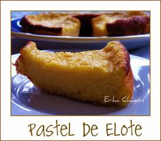 Corn Cake-Pastel de Maíz http://www.pinterest.com/jiselarecuero/recetas/