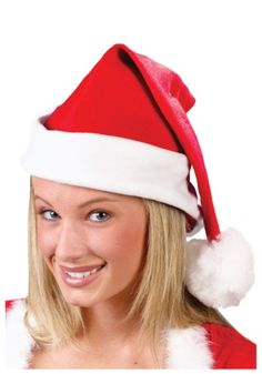 ddd97890e99 Best Quality Christmas Cap Hats Non Woven Santa Caps Merry Christmas Santa  Claus Hat Cap Red Xmas Christmas Hat Cap Gift Adults   Kids At Cheap Price