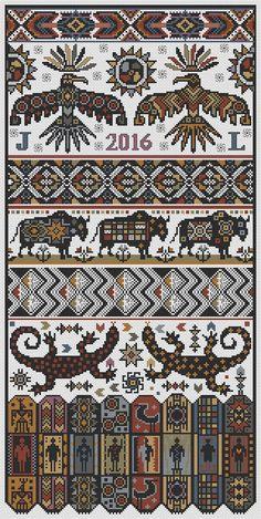 Long Dog Samplers: January 2016