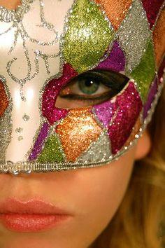 Resplendent masquerade