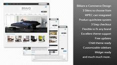 Bravo eCommerce Theme from Mojo Themes