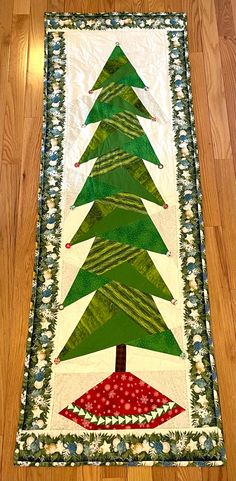 """Wall Christmas tree 28"""" x 78"""" Wall Christmas Tree, Christmas Time, Babies First Christmas, Tree Skirts, Etsy Shop, Star, Holiday Decor, Home Decor, Decoration Home"""