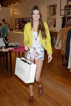 Kendall Has 80 Shorts and This is How Kendall Wears These Shorts