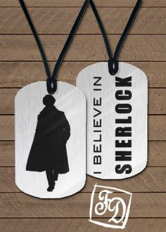 """I do. And most people say """"oh, he's just a fictional character. Just get over it, he's not real and stop acting like him."""" Well, here's what I have to say to you. Screw that. I believe in Sherlock and got my best traits from it. I don't care what you say, because people are mean to other people. That's what people DO. So you want to make fun of me? Go ahead. With someone who learned from this man, that would be extremely ambitious of you."""