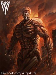Armored Titan – Wizyakuza.com