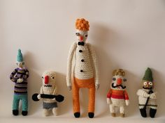 Yarn-guys.  By Olivia Kovacs.