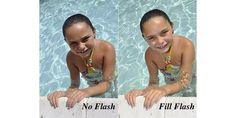 Lighting Tips for Outdoor Portrait Photography - Using Flash for Outdoor Portrait Lighting