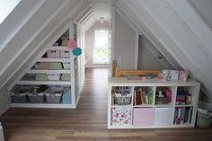 Teen Bedroom, Home Bedroom, Bedroom Decor, Attic Playroom, Georgian Homes, New Room, House Rooms, Bungalow, Tiny House