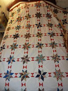 US $99.00 in Antiques, Linens & Textiles (Pre-1930), Quilts