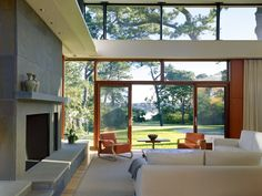 Long Island House - Tod Williams Billie Tsien Architects