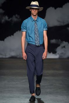 Tiger Of Sweden Spring 2016 Menswear Fashion Show: Complete Collection - Style.com