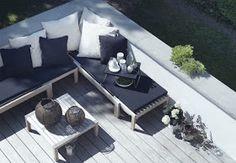 The Design Chaser: Homes to Inspire | Sleek + Stylish in Denmark