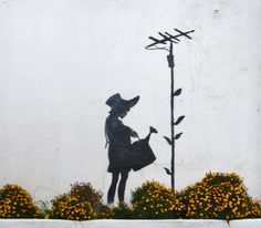 Art For The Masses: Banksy