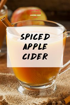 Learn how to make delicious Apple Cider from The Food District's Fall Recipe Guide to serve as part of your home festivities. Homemade Apple Cider, Spiced Apple Cider, Recipe Guide, Recipe Box, Cooking Classes, Banquet, Fall Recipes, Spices, Thanksgiving