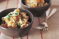 Honey-baked Pumpkin Risotto - a regular which I cook again and again