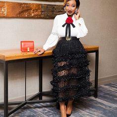 #weddingguest @Regranned from @chicamastyle - Bossy Wednesday...🙏🙏 New blog Post✏✏✏ Link in bio... #chicamastyle #chicadiva #blogger #bloggerstyle #bloggerstylefashion #brandinfluencer #fashionblogger #fashion #fashionbloggerstyle #fallfashion #fashiondaily #fashiongirl #fashionguru #fashionaddict #fashionph #fashionbombdaily #essencemagazine #essence #vogue #voguemagazine #stylechic #style #styleinfluencer #styleblogger #dmvbloggerstyle #dmvblogger Zurey Top @_divabby_ New Yorker Skirt…