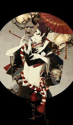 .... Art Anime, Manga Art, Anime Fantasy, Fantasy Art, Art Sketches, Art Drawings, Ronin Samurai, Japanese Artwork, Matou