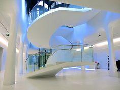Drents Museum extension, Assen, The Netherlands by Ken Lee 2010, via Flickr