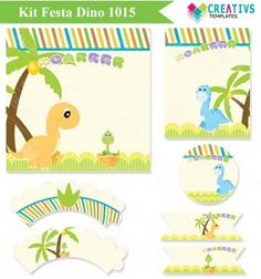 Festa Dino Baby mod:1015