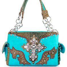 DULCE SPARKLING BUTTONS & STUDS SATCHEL All kinds of Handbags you love is here ☞ Click here for more Detail. http://www.handbagloverusa.com